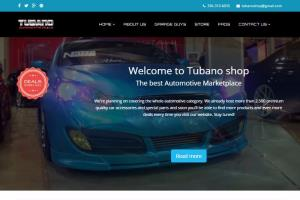 Tubano Automotive deals